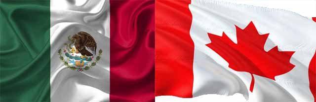 Como hablar desde Mexico a Canada