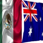 ¿Cómo marcar de México a Australia?