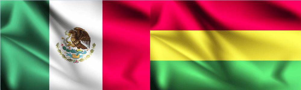 Cómo marcar de México a Bolivia