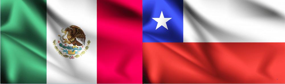 Cómo marcar de México a Chile