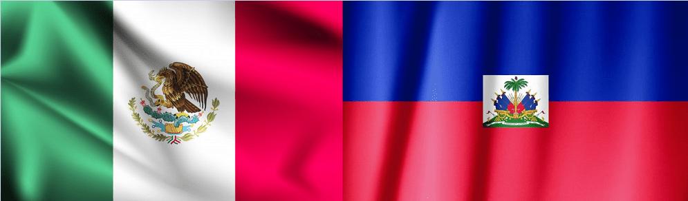 Cómo marcar de México a Haití