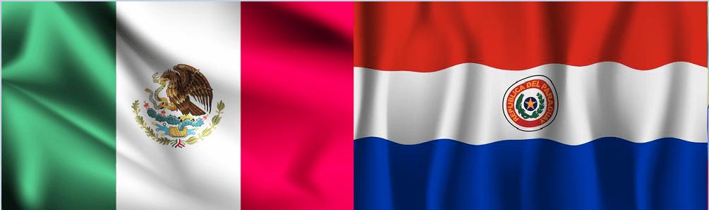 Cómo marcar de México a Paraguay
