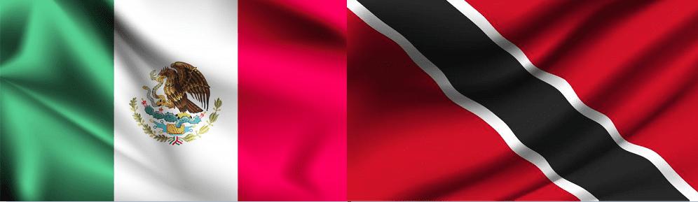 Cómo marcar de México a Trinidad y Tobago