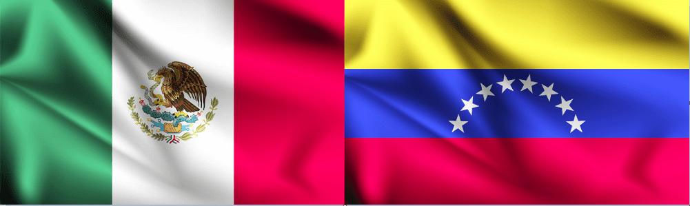 Cómo marcar de México a Venezuela