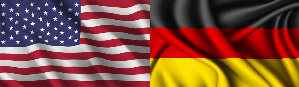 Cómo marcar de USA a Alemania