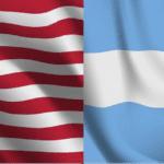 ¿Cómo marcar de USA a Argentina?