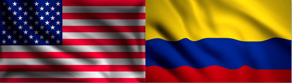 Cómo marcar de USA a Colombia