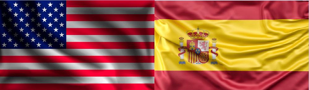 Como marcar de USA a España