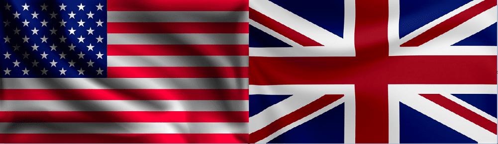 Cómo marcar de USA a Inglaterra