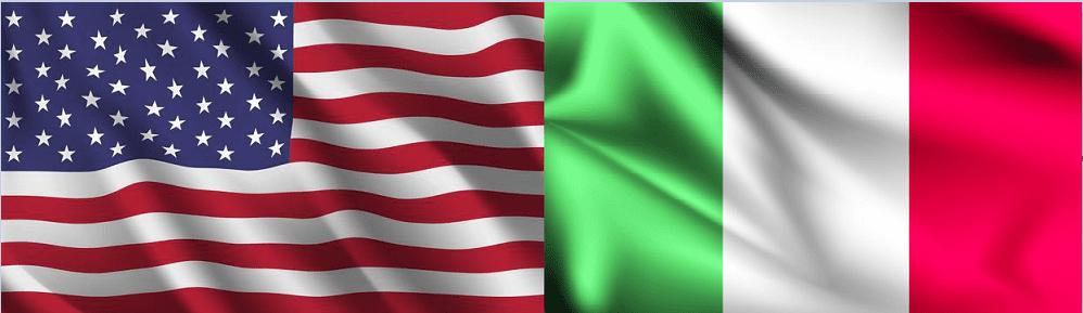 Como marcar de USA a Italia