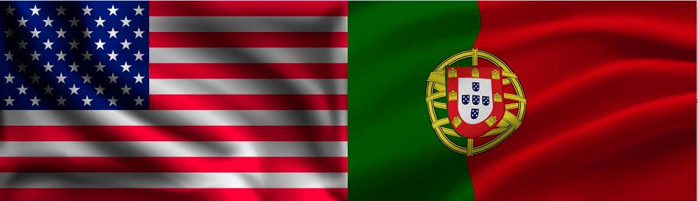Cómo marcar de USA a Portugal
